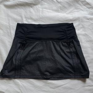 Lululemon Hot 'N Sweaty Skirt Size 6